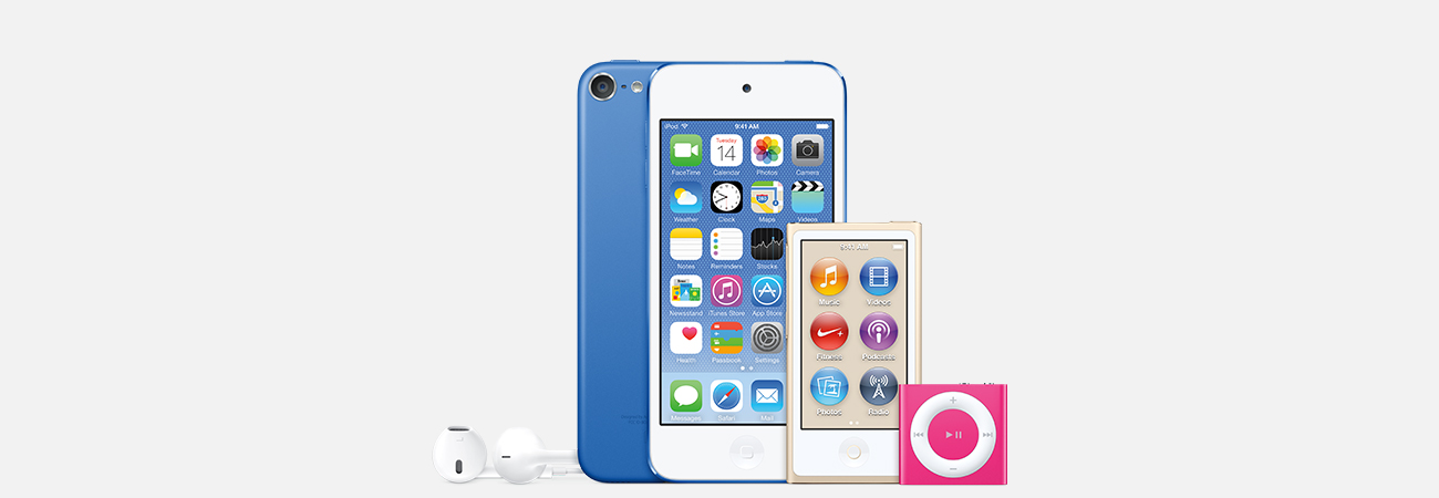 Apple iPod Repairs