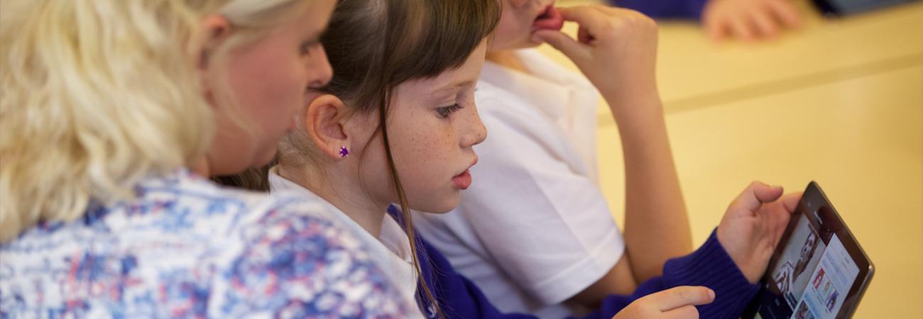 Inspire teaching with iPad
