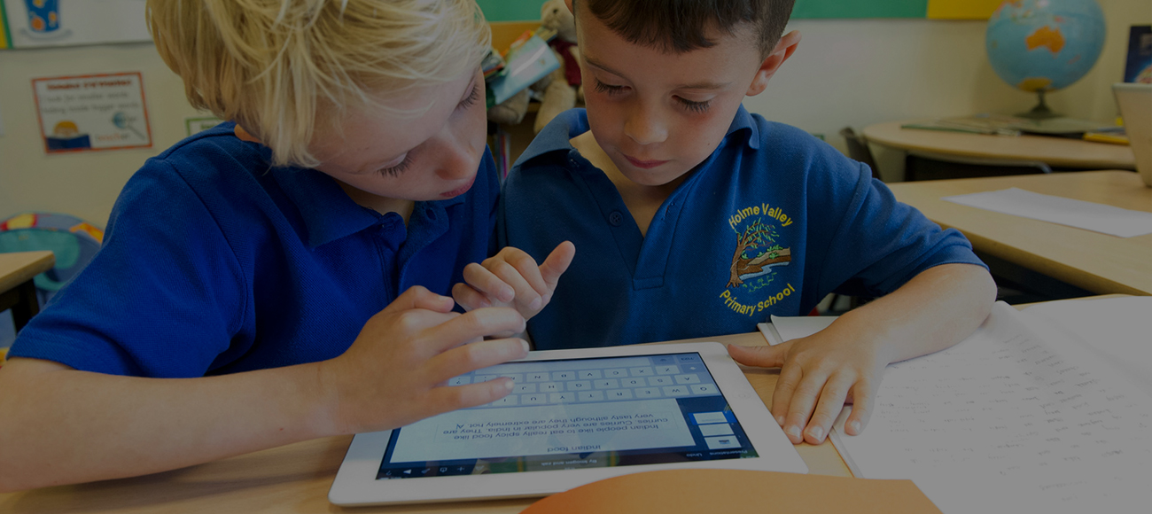 iPad in the classroom means less downtime