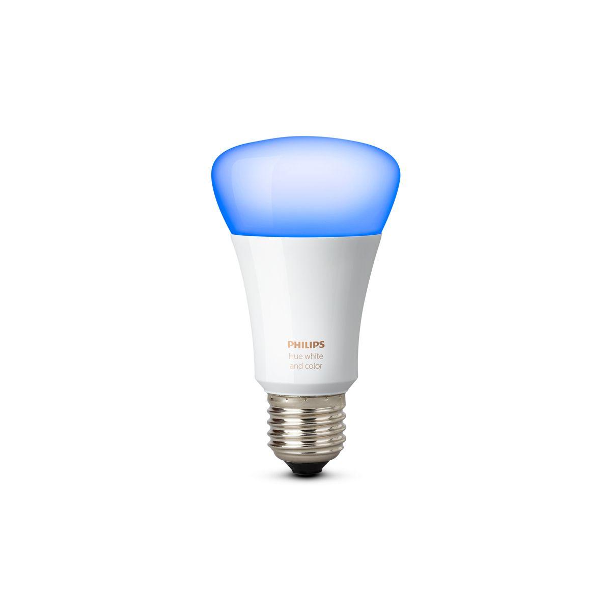 Hue White and Colour Ambience Single E27 v3